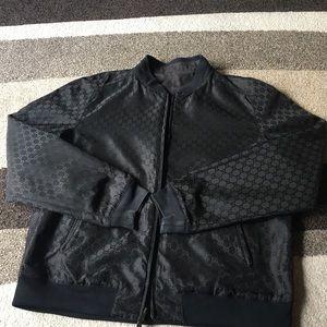 b5ce3ca1dcb5 Men s Black Gucci Jackets on Poshmark